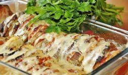 Изображение рецепта Летняя запеканка с овощами и сыром