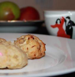 Изображение рецепта Мягкое яблочное печенье