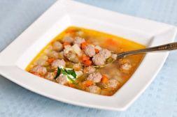 Изображение рецепта Суп с фрикадельками