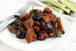 Изображение рецепта Мясо с черносливом