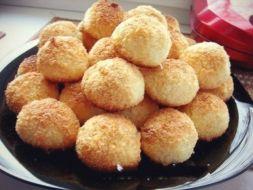 Изображение рецепта Кокосовое печенье без муки