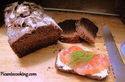 Изображение рецепта Ржаной хлеб с какао