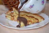 Шоколадный соус к домашней выпечке