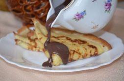 Изображение рецепта Шоколадный соус к домашней выпечке