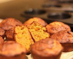 Изображение рецепта Морковные кексы