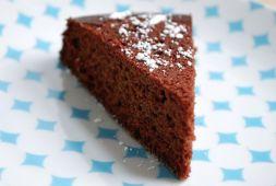 Изображение рецепта Постный шоколадный пирог