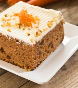 Изображение рецепта Морковный кекс в мультиварке