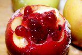 Запеченные яблоки с вареньем