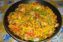 Изображение рецепта Настоящая испанская паэлья