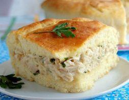 Изображение рецепта Пирог с мясом и картофелем