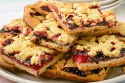 Изображение рецепта Печенье с вареньем