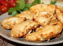 Изображение рецепта Отбивные из куриного филе