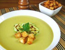 Изображение рецепта Суп-пюре из кабачков