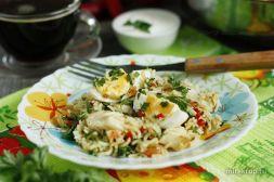 Изображение рецепта Кеджери с копченой рыбой