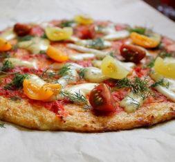 Изображение рецепта Пицца из цветной капусты