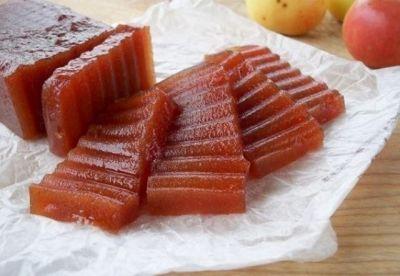 Изображение рецепта ''Яблочный мармелад''