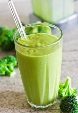 Изображение рецепта Смузи ''Зеленка''