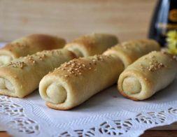 Изображение рецепта Закусочные пирожки в китайском стиле