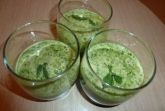 Овощной зелёный коктейль для иммунитета