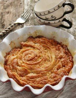 Изображение рецепта Масляный слоеный пирог ''Куинь аман''