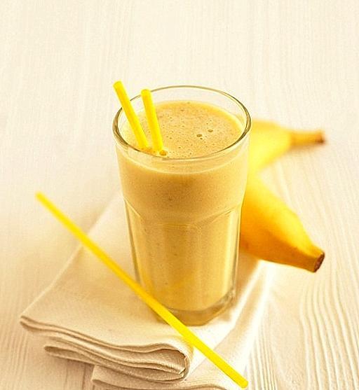 Смотреть Коктейль Молочный С Бананами видео