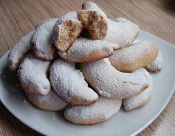 Изображение рецепта Песочные рогалики