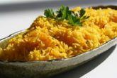 Пряный рис с кокосовым маслом