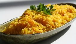 Изображение рецепта Пряный рис с кокосовым маслом