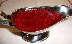 Изображение рецепта Брусничный соус