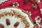 Изображение рецепта Морковный пирог с апельсином и орехом пекан