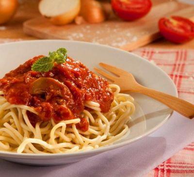 Изображение рецепта ''Спагетти болонезе по-итальянски''