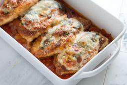 Изображение рецепта Курица в пармезане с хрустящей корочкой