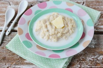 Изображение рецепта ''Каша пшеничная''