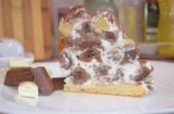 Изображение рецепта Тортик «Пончо»