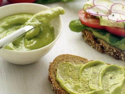 Изображение рецепта ''Спред из авокадо''
