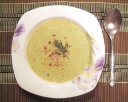 Изображение рецепта Крем-суп из брокколи