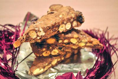 Изображение рецепта ''Шоколадный панфорте''