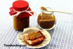 Изображение рецепта Домашняя острая горчица с яблочным уксусом и коньяком