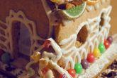 Изображение рецепта Имбирный пряничный домик