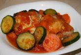 Изображение рецепта Рагу из курицы с овощами