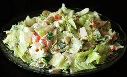 Изображение рецепта Тот самый салат из кальмаров