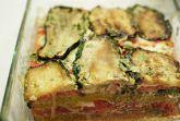 Августовские овощи на манер лазаньи