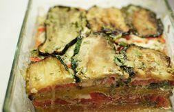 Изображение рецепта Августовские овощи на манер лазаньи
