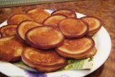 Изображение рецепта Пышные оладьи (без яиц)