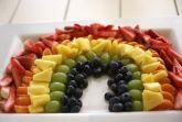 Изображение рецепта Фруктовая радуга