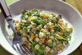 Изображение рецепта Чечевица со шпинатом