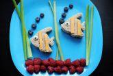 Изображение рецепта Завтрак «Рыбки»