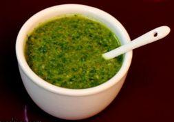 Изображение рецепта Итальянский зеленый соус (Salsa Verde)