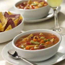 Изображение рецепта Суп из смеси замороженных овощей