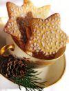 Выпекайте 12-15 минут при 190°C. Печенье должно подрумяниться с краев. Посыпьте сахарной пудрой. Остудите и   подавайте китайское новогоднее печенье к чаю или вину. Приятного аппетита и с наступающим!